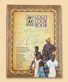 Gogo Cookbook – Serving Up Hope