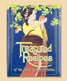 Treasured Recipes and Projects